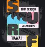 Typografisk bakgrund för idérikt citationstecken Arkivfoto