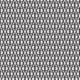 Typographic pattern Stock Photos