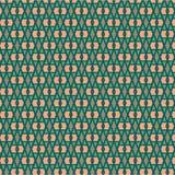 Typographic pattern Royalty Free Stock Photos