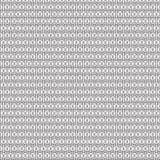 Typographic pattern Royalty Free Stock Image