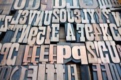 Typographie photo stock