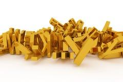 Typographie de cgi, lettre d'ABC, alphabet pour la texture de conception, dos illustration de vecteur