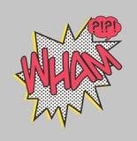 typographie ?de temps de partie ?, graphiques de tee-shirt illustration libre de droits