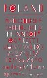 Typography Stock Photo