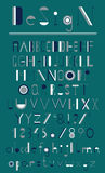 Typography Stock Image