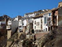 Typowa architektura de Granada Fotografia Stock