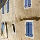 typowa Francuz wioska Zdjęcie Royalty Free