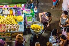 Typowa scena w Patong Tajlandia zdjęcia royalty free