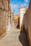 Typowa ulica Gafsa, Tunezja Obrazy Stock