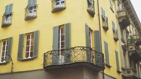 Typowa włoska ulica zbiory