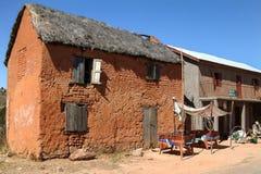 Typowa wioska Obraz Stock