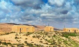 Typowa wioska w Południowym Tunezja, Tataouine Governorate Obrazy Royalty Free