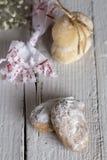 Typowi hiszpańscy cukierki homemade obrazy stock