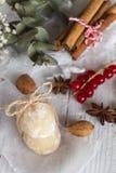Typowi hiszpańscy cukierki homemade obraz royalty free
