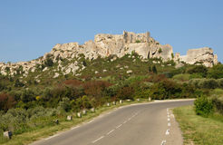 Typowi krajobrazy Provence obraz royalty free