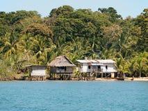 typowi plaża domy obrazy royalty free