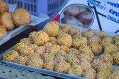 Typowi Tajlandzcy desery Zdjęcie Stock