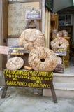 Typowy apulia chleb od Gargano (Italy) zdjęcia stock