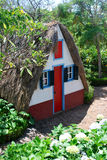 typowy domowy Madeira Zdjęcia Stock