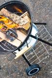 typowy grilla ufo Zdjęcia Royalty Free