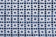 Typowy kolorowy marokańczyk, portugalczyk płytki, Azulejo, ornamenty fotografia royalty free