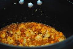 Typowy latyno-amerykański jedzenie Fotografia Stock