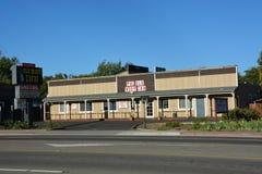 Typowy motel Obrazy Stock