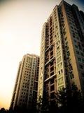 Typowy Pekin siedziby mieszkanie Fotografia Royalty Free