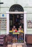 Typowy Restauracyjny Sao Luis robi Maranhao Brazylia Obraz Stock