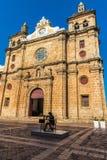 Typowy widok Cartagena Kolumbia zdjęcia royalty free