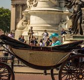 Typowy widok w London obraz royalty free