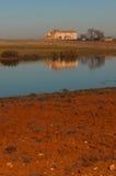 Typowy wiejski krajobraz w Murcia Obraz Stock