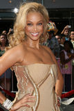 Tyra Banks. Arriving at the Daytime Emmys 2008 at the Kodak Theater in Hollywood, CA on June 20, 2008 royalty free stock photography
