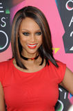 Tyra Banks Stock Photo