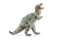 Tyrannosariedinosaurieleksak Royaltyfri Bild