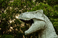 Tyrannosaur Stockfotografie