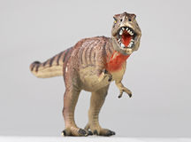 Tyrannosaur rex Stock Image