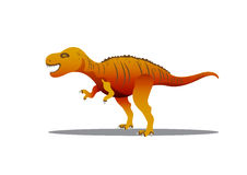 Tyrannosaur - Rex. Big and nice Stock Images