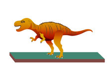 Tyrannosaur - Rex. Big and nice Royalty Free Stock Photo