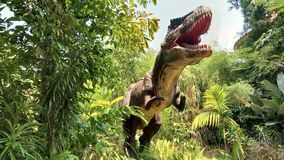 Tyrannosaure Rex T-Rex image stock