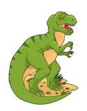 tyrannosaurus Arkivbilder