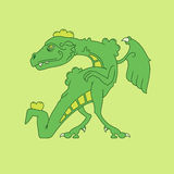 tyrannosaurus Royalty-vrije Stock Foto's