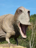 Tyrannosaurus, Baltow, Poland Royalty Free Stock Photo