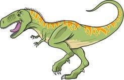 Tyrannosaurus Dinosaur Stock Photography