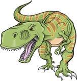 Tyrannosaurus Dinosaur Vector Royalty Free Stock Image
