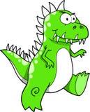 Tyrannosaurus Dinosaur Vector Illustration Royalty Free Stock Photo