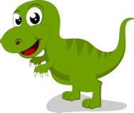 Tyrannosaurus heureux Rex Photographie stock libre de droits