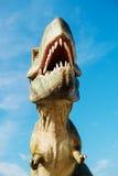 Tyrannosaurus in Novi Sad Dino Park Royalty Free Stock Photos