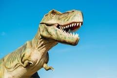 Tyrannosaurus in Novi Sad Dino Park Stock Photography