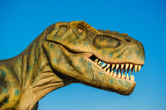 Tyrannosaurus in Novi Sad Dino Park Royalty Free Stock Photos